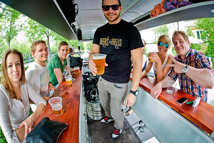 Bici birra 2