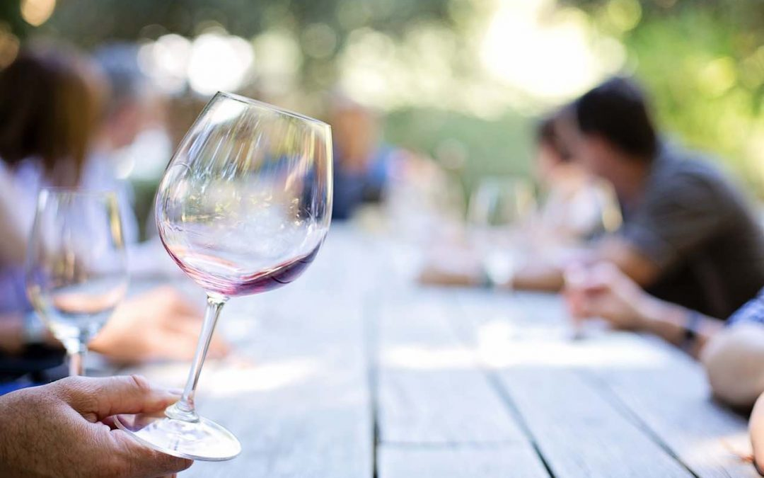 Addio al Celibato con Degustazione di Vini a Barcellona